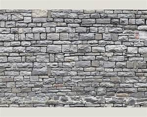 Graue Tapete Mit Muster : graue steinwand tapete ihr traumhaus ideen ~ Orissabook.com Haus und Dekorationen