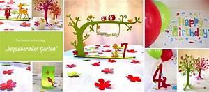 Tischdeko Frühling Geburtstag : tischdeko geburtstag bezaubernder garten tischdeko geschenke ~ One.caynefoto.club Haus und Dekorationen