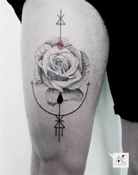 beautifully minimalist tattoos  axel ejsmont scene