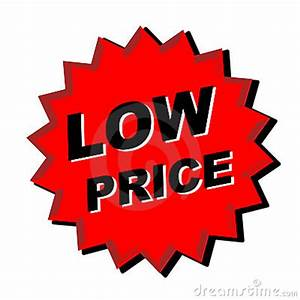 Low Price Sign Stock Image - Image: 6603591