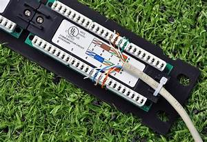 How To Wire A Patch Panel  U2013 Firefold