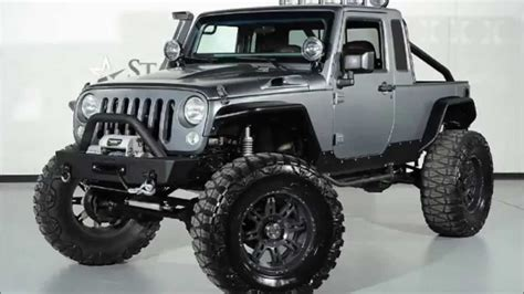 2007 Jeep Wrangler River Raider Lifted Hemi Custom Jeep