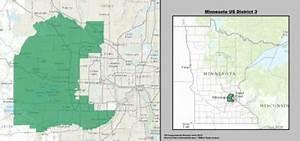 Minnesota's 3rd congressional district - Wikipedia