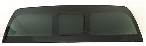 rear  window glass toyota tundra  door crew cab