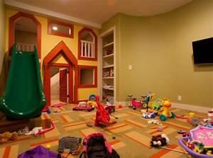 Come creare l'area giochi per i vostri bambini - Ideare casa