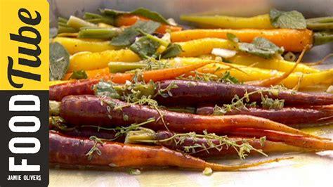 Perfect Roast Vegetables  Jamie Oliver Youtube