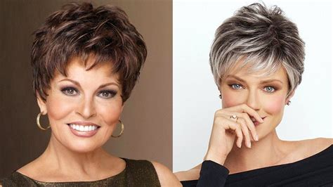 Short Hairstyles For Older Women 2018-2019