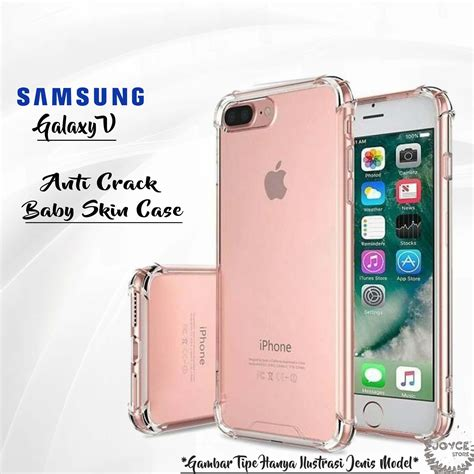 Softcase Galaxy Ace 4 Galaxy V anti shock anti softcase for samsung