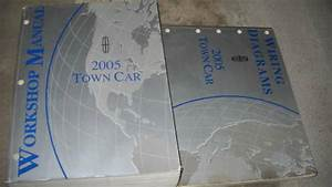 2005 Lincoln Town Car Service Shop Workshop Repair Manual