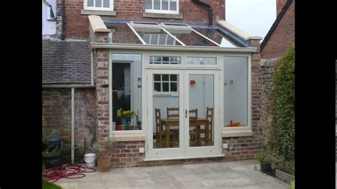 kitchen conservatory designs youtube