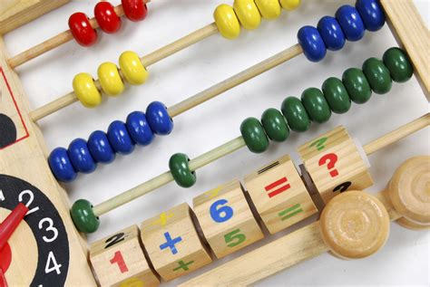 math activities for preschoolers to do at home 335 | Toy Abacus
