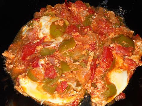 tastira cuisine tunisienne la chakchouka la ratatouille tunisienne lno