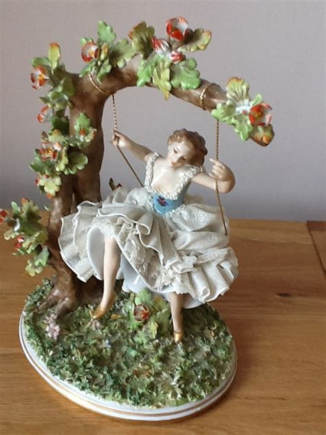 capodimonte lady  swing bassano young lady swinging   tree swinging young girl