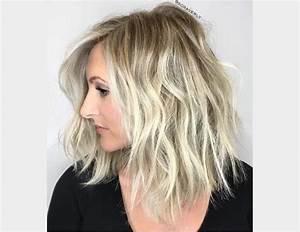 Coupe Mi Long Blond : design de maison coupe de cheveux blond design de maison moderne ~ Melissatoandfro.com Idées de Décoration