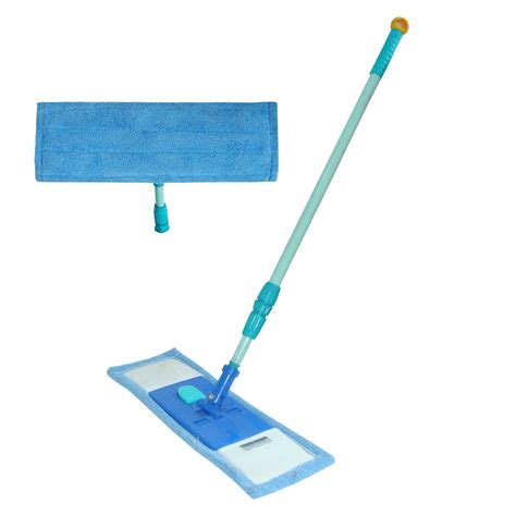 how to use a mop flat mop