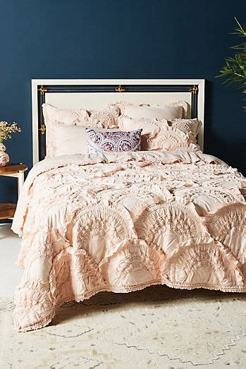 living ribbon patchwork embroidered duvet cover setkingsize bedding bohemian unique bedding anthropologie