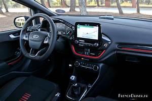 Ford Fiesta 7 : essai ford fiesta st line en attendant la st french ~ Melissatoandfro.com Idées de Décoration