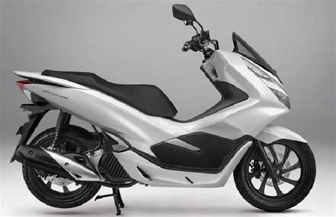 Pcx 2018 Inden by Separuh Pemesan All New Honda Pcx Memilih Warna Putih