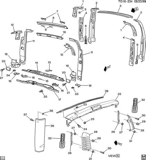 Fuse Box Chevy Auto Wiring Diagram