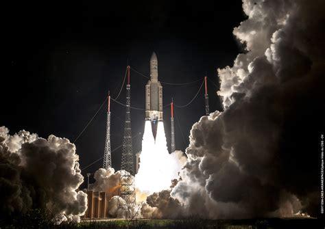 The Launch - Webb/NASA