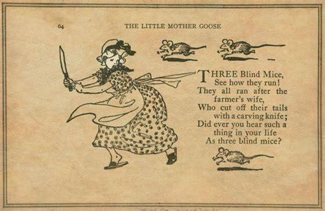 Dark Stories Behind Nursery Rhymes by Of Mice And Martyrs Streetsofsalem