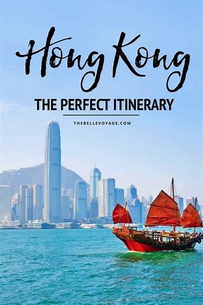 Kong Hong Itinerary Travel China Perfect Guide