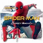 Folder Icon Movie Spider Homecoming V2 Zenoasis