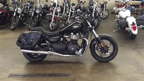 2012 Triumph Thunderbird Storm Description