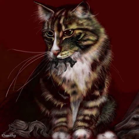 wild cat  animals speedpaint drawing  ernieplucknett