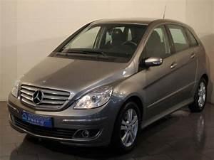 Mercedes Classe B 180 : mercedes classe b 180 cdi 2007 ~ Gottalentnigeria.com Avis de Voitures