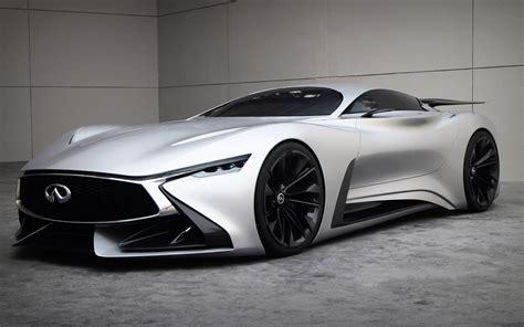 2018 Infiniti Vision Gt Concept 2 Wallpaper Hd Car