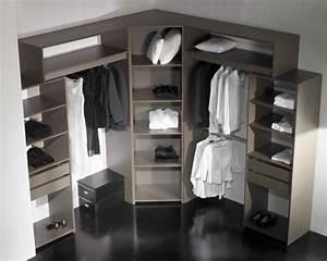 Penderie Sur Mesure : dressing d angle sur mesure advice for your home decoration ~ Zukunftsfamilie.com Idées de Décoration