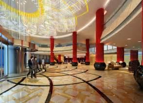 hotel interior design luxury chandelier cylindrical lobby hotel interior design 3d 3d house free 3d house