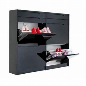 Meuble A Chaussure Fly : meuble chaussures fly id es de d coration int rieure french decor ~ Teatrodelosmanantiales.com Idées de Décoration