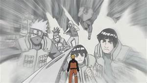 Naruto goes to War – Iruka's Little Brother – Naruto ...  Naruto