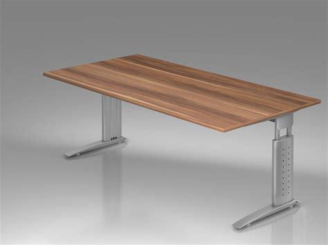 bureau reglable en hauteur bureau réglable en hauteur ergonomique plus 200 x 100 cm