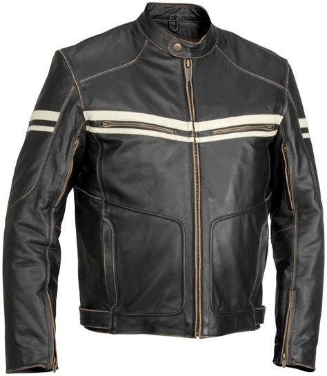 mens motorbike arrow mens leather motorcycle jacket aw5544321