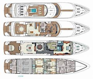 Luxury Yacht Deck Plans Pictures To Pin On Pinterest