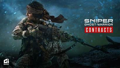 Sniper Contracts Warrior Ghost Cz Games