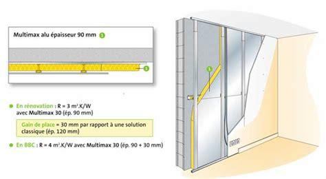multimax 30 semi rigide pour une isolation optimale