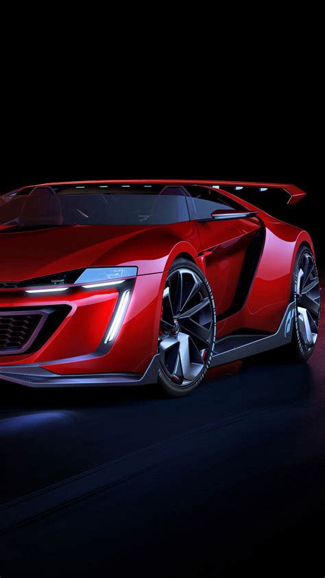 pretty volkswagen gti roadster positive android wallpaper
