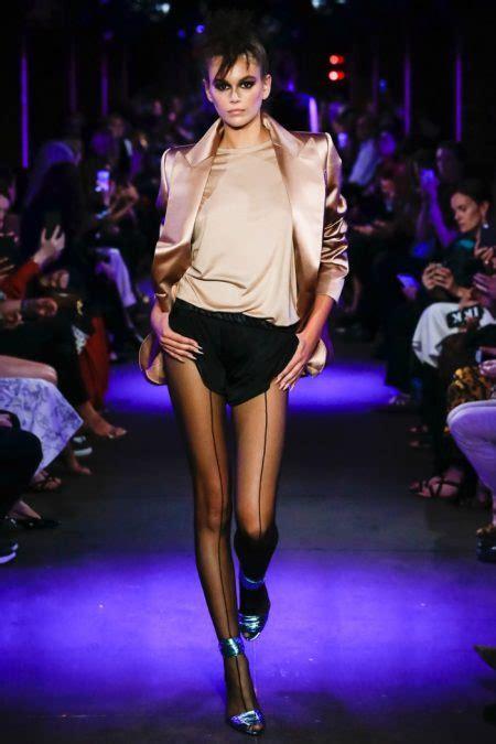 tom ford spring summer  runway fashion  rogue