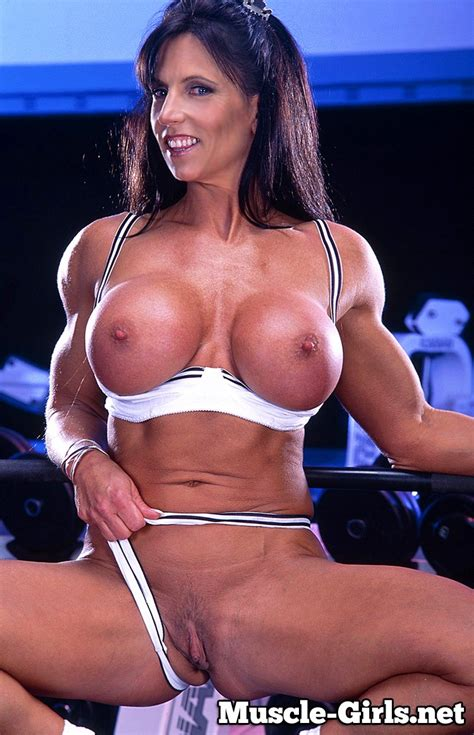 Muscle Girls Beautiful Muscle Women And Fitness Girls