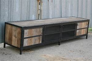 Made Com Sideboard : combine 9 industrial furniture industrial rustic credenza ~ Michelbontemps.com Haus und Dekorationen