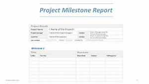 image gallery milestone template With project milestone template ppt
