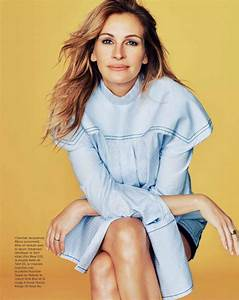Julia Roberts For Marie Claire Magazine, France May 2017 ...