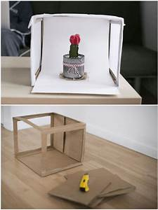 15 Easy DIY Light Box Ideas for Inexpensive Photography ⋆ DIY Crafts