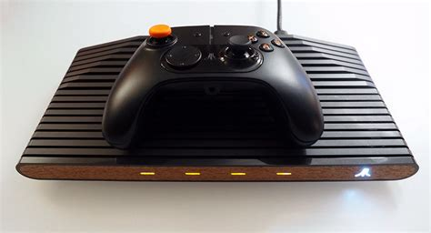 New Console by Atari Shows Its Non Functional Vcs Console Prototype At