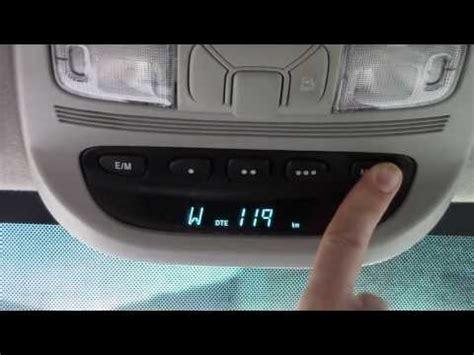 Lexus Rx Garage Door Opener by How To Pair Garage Door Opener With A Lexus Es 350