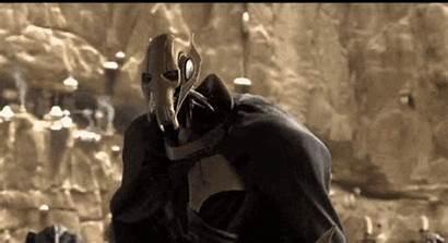 Grievous General Utapau Gifs Tenor Kenobi Wars